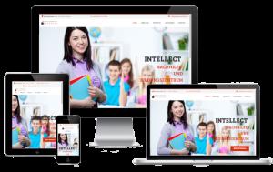 Kreabyte - Referenz Intellect Nachhilfe in Krefeld